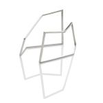 Kant, armringe, design: Helle Bjerrum